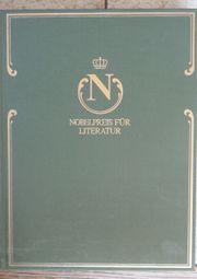 Nobelpreis für Literatur Begleitband zur