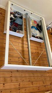 Bett Malm Ikea mit Kopfteil