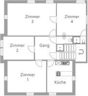 4 Zi-Wohnung zu vermieten