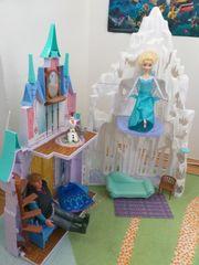 Anna Elsa Großes Spielschloss