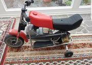 Kindermotorrad von 1960 oldtimer voll
