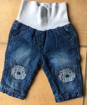 gefütterte Jeans Größe 62