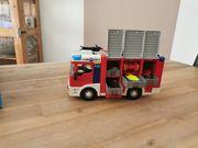 Rüstfahrzeug mit Fernsteuerung von Playmobil