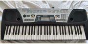 KEYBOARD YAMAHA PSR-175 mit DJ