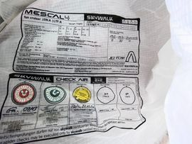 Sonstige Sportarten - Skywalk Mescal 4 S Komplettset
