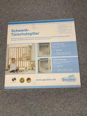 Türschutzgitter für Kinder Sicher stabil