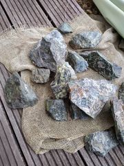 Gartensteine Meteora grün-grau 2-20cm ca