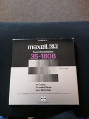 Biete ein Maxell XLI Band