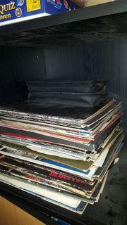 70 Alte Heavy Metal Schallplatten