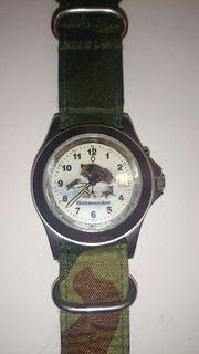 Greiner Ansitzuhr 1204 Armbanduhr