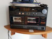 Koffer Radio Stereo Casettendeck