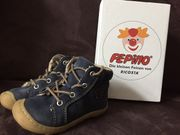Pepino Ricosta Lauflernschuhe 22