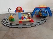 Lego Duplo Eisenbahn elektr