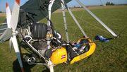 Pipistrel Spider Trike- Fläche Hazart