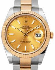 Rolex Datejust 126333 Stahl Uhr