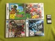 Nintendo DS Spiele Pokemon