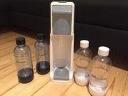 Sodastream inkl 4 Flaschen