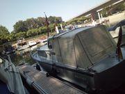 Ich verkaufe mein stahlkajütboot