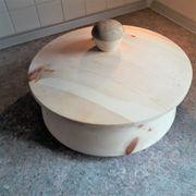 Brottopf aus Zirbenholz