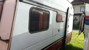 Campingwagen Gartenhaus Kinderspielwagen