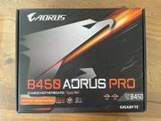 Gigabyte Aorus B450 Gaming Mainbord