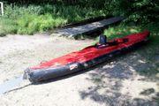 Grabner Riverstar Schlauchboot Schlauchkajak Kanu