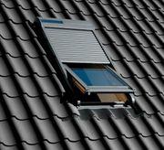Einbau von Dachfenster Velux Austauschen
