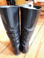 Damen Stiefel DUO BOOTS schwarz