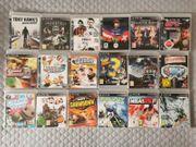 16x PS3 Spiele P p