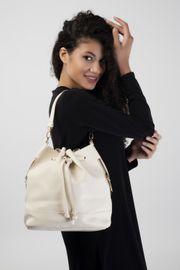 Damen Bucket Bag Tasche Schultertasche -