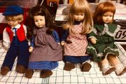 Puppen diverse 50 cm