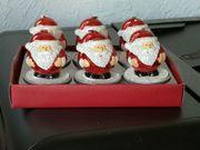 Nikolaus Kerzen Teelichter Weihnachten