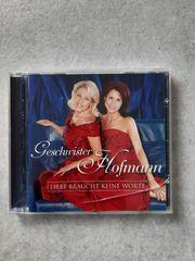 Geschwister Hofmann CD zu verkaufen