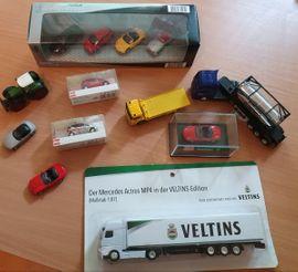 Zubehör HO - verschiedene Fahrzeuge