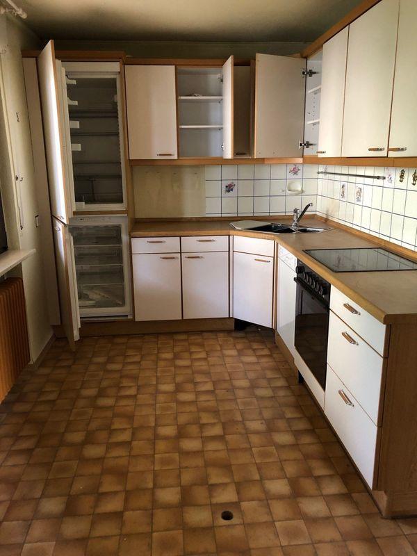 Gebrauchte Küche günstig abzugeben in Rheinstetten - Küchenzeilen ...