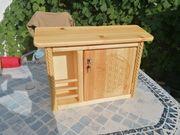 Holzvriefkasten