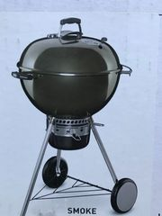 Weber 14510004 Master-Touch GBS Holzkohlegrill