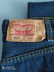 Levis Jeans 501 W40 L32