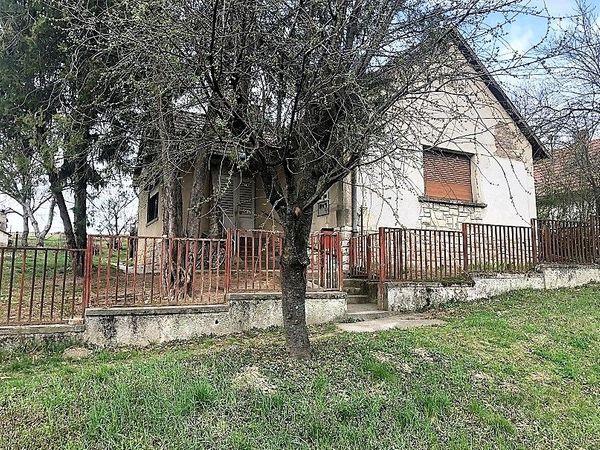 Ungarn Bauernhaus Landhaus auf der