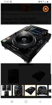 Pioneer djm 900 2x cdj