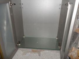 Küchenmöbel, Schränke - Wand Küchenschrank Glas Alno Hochwertig