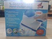 Clean Maxx Hand Dampf Mop