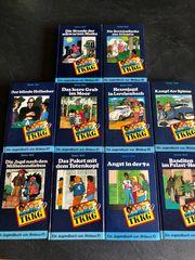 TKKG Sammlung 10 Bände