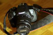 Canon EOS 700D SLR-Digitalkamera - Schwarz