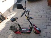 Elektroroller E-Scooter eFlux Street 40