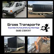 Transport Umzug Kellerräumung Hausmeisterdienste