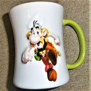 Asterix Obelix Sammel Kaffeebecher Kaffeetasse