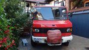 Rosenbauer Feuerwehr-Einbaupumpe BJ1987 aus MB