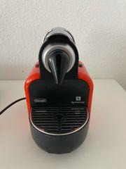 Nespresso Kaffeemaschine rot RESERVIERT