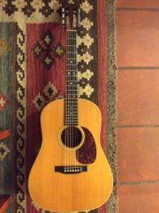Martin Gitarre D-28S